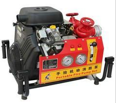 供应35马力手抬起机动消防泵厂家 JBQ8.2/16.0