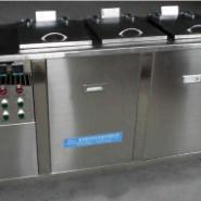 手动碳氢有色金属铜管超声波清洗图片