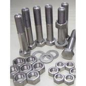 供应钛螺丝钛螺栓钛标准件钛异形件