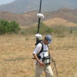 供应野外探矿GPS导航磁力仪