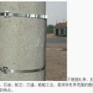 山东优质绑标牌专用不锈钢扎带厂家图片