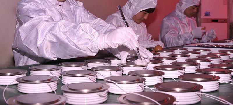 ...可控硅图片 普通可控硅样板图 普通可控硅平板式 襄阳硅海电...