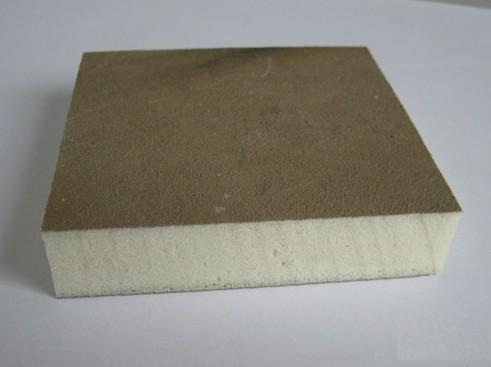 供应聚氨酯薄抹灰外墙保温板