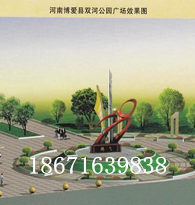 标志雕塑图片/标志雕塑样板图 (4)
