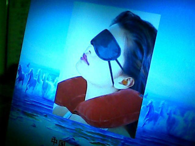 眼罩图片 眼罩样板图 眼罩 中国湖北天马服饰广西南宁特许...