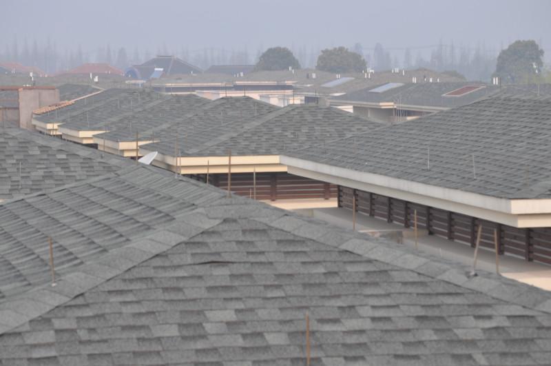 沥青瓦原图 供应广西崇左沥青瓦生产厂家-多彩瓦 多彩瓦贴图 沥青瓦