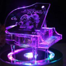 供应个性结婚礼物时尚实用 个性礼品 水晶婚礼礼品 定做水晶礼品