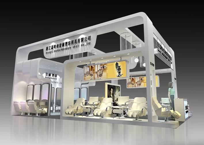 广州最专业的展览展示设计制作【展览展示公司】图片