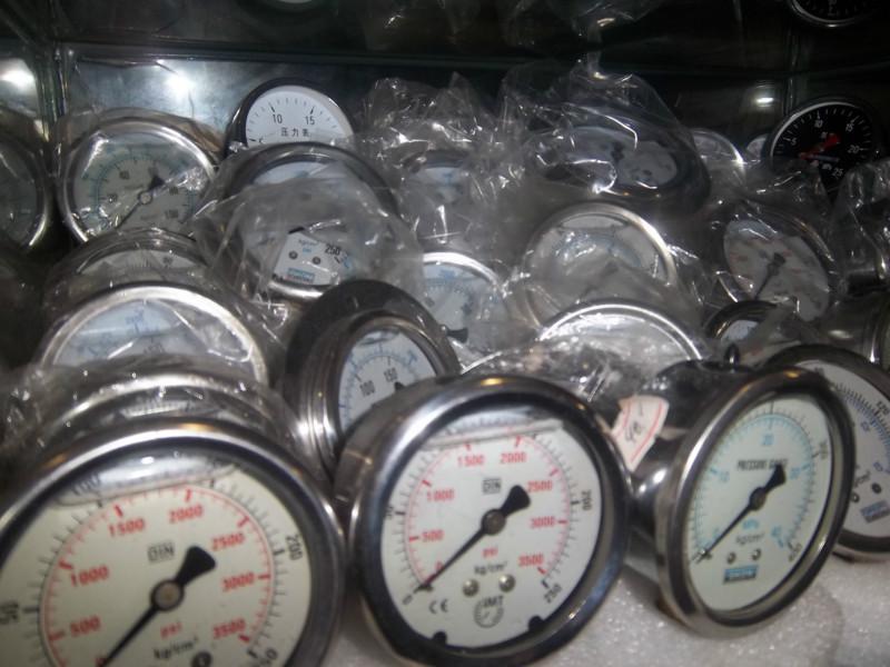 供应油压表