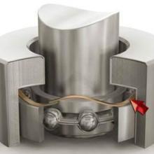 供应轴承轴用/孔用预压波簧批发