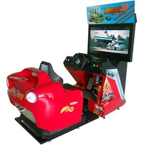供应赛车游戏机图片图片