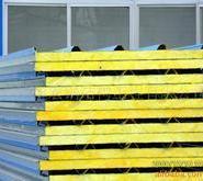 哈尔滨彩钢岩棉复合板生产厂家图片