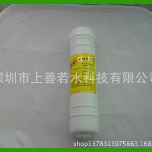 净水器软化树脂滤芯韩式快插式图片