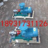 2CY型齿轮泵-不锈钢齿轮油泵图片