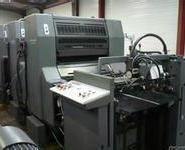 二手印刷设备纺织设备/机床进口天图片