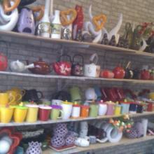 供应色釉外贸地摊陶瓷日韩陶瓷