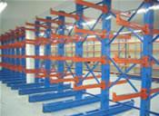 供应常州工业悬臂式货架厂家图片