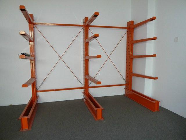 供应常州工业设备供应悬臂式货架图片