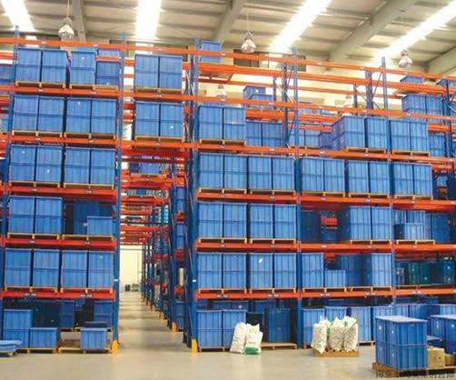 供应常州仓储货架厂图片