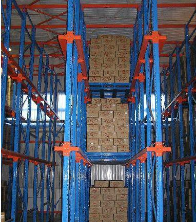 供应仓储货架图片