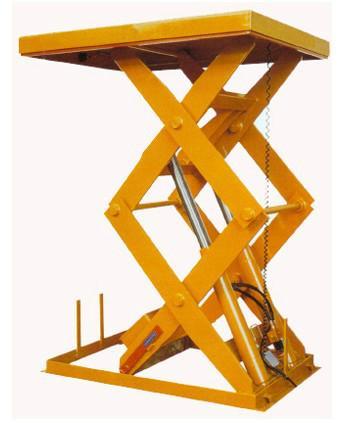 供应垂直液压升降平台,液压升降平台,济宁垂直液压升降平台,垂直式图片