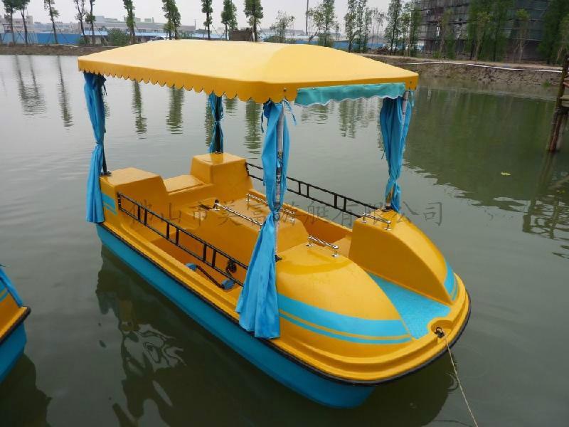 供应脚踏船水上自行车