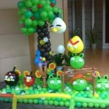 供应深圳气球艺术,气球造型,彩球艺术批发