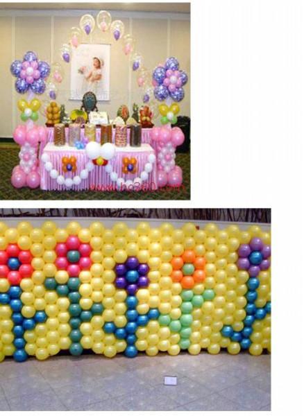 供应深圳气球派对,生日派对,百日宴