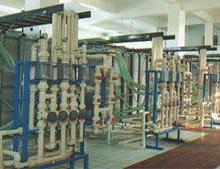 供应电渗析在有机酸生产的应用