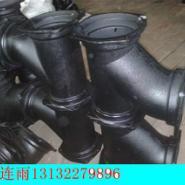 B型柔性铸铁排水管件铸铁排水管件图片