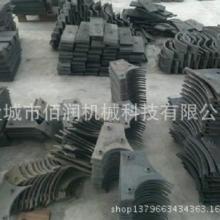 厂家批发抛丸机护板 高铬耐磨件护板 抛丸机配件护板批发