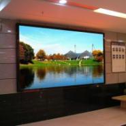 酒店宣传广告标识LED显示屏图片