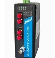 供应易控达CONTROLNET总线光纤中继器/光电转换器
