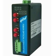 供应RS485总线光纤中继器/光电转换器 易控达