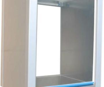 供应惠州无尘净化施工那里有 单人双吹风淋室净化设备工程图片