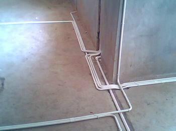 供应专业厂房水电安装哪里有图片