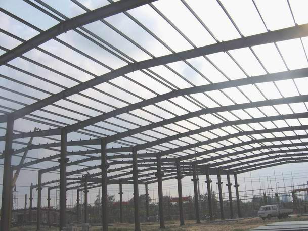 供应广东钢结构厂房工程公司图片