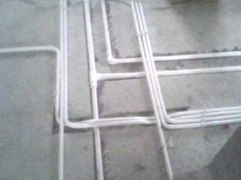 供应惠州专业厂房水电安装图片