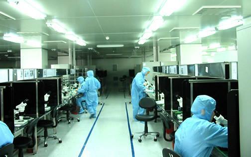 供应惠州空气净化工程公司图片