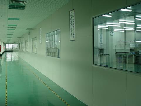 供应广东生物制药空气净化工程图片