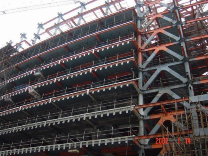 供应钢结构厂房图片