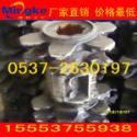 焊接机头轮刮板机机头轮图片