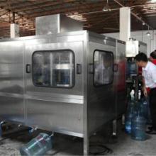 外洗机(五加仑)、水处理设备灌装机、瓶装水灌装线、码垛机