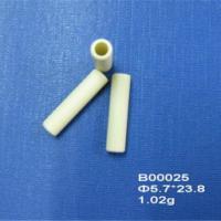 供应龙翔精瓷氧化铝陶瓷管加工量大从优