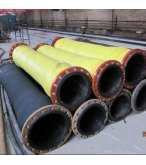 供应大口径钢丝胶管生产厂家图片