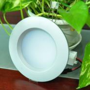 3寸压铸筒灯外壳LED筒灯套件图片