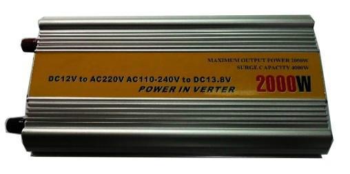 供应通洋12V2000W高性能家用逆变器