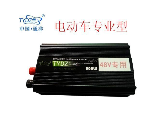 供应通洋48V500W高性能逆变器