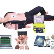 心肺复苏AED除颤仪创伤模拟人图片