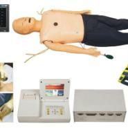 高级多功能成人综合急救训练模拟人图片